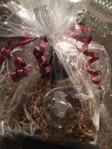 Kansas Wine Custom Gift Baskets at Prairie Fire Winery