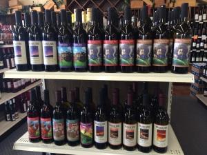 Topeka Wine... It's here at Brookwood Liquor!