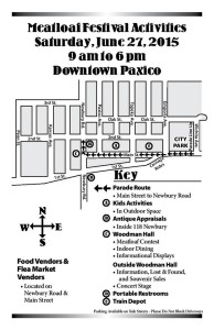 Downtown Paxico 7th Annual Meatloaf Festival
