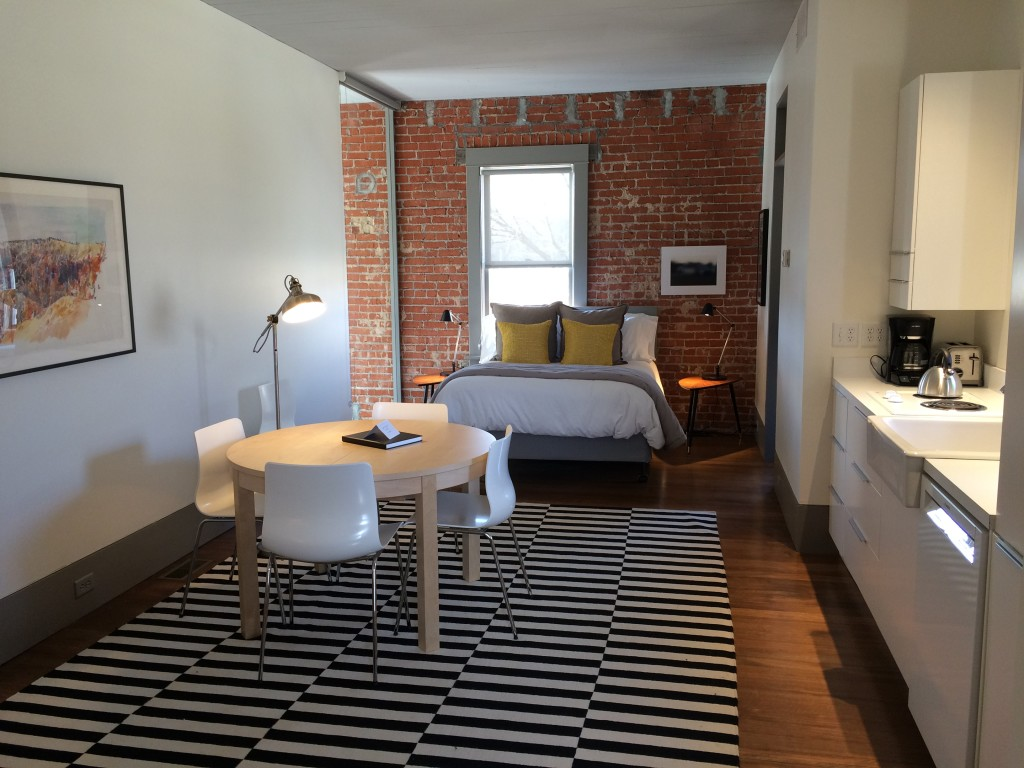 Stay Here! - The Loft at The Volland Store