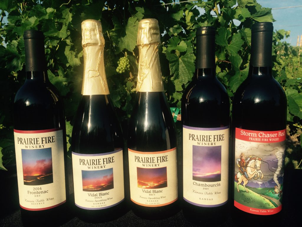 PRAIRIE FIRE WINERY RECEIVES 5 MEDALS FROM THE 2016 AMENTI DEL VINO INTERNATIONAL WINE COMPETITION